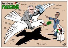 Mother Palestine Israeli peace by ~Latuff2 on deviantART
