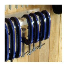 Solve your clamp-storage problems once and for all with one or more of our five custom holders.