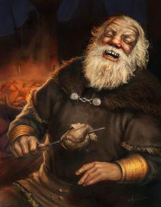 Tormund Giantsbane from Green Ronin's Night Watch