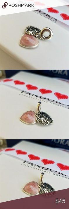 Pandora Family Dangle Charm, Pink Brand new authentic Pandora Love Makes A Family Dangle Charm, Pink Included dust baggy Pandora Jewelry Bracelets #pandorajewelry #VintageJewelry