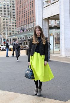 Street Style From New York Fashion Week: Days 5 and 6   StyleCaster