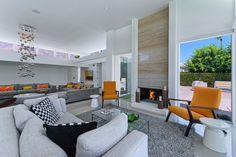 TWO GOLD CHAIRS SIMILAR COLOUR TO OURS King's Point Residence by H3K Design (9)