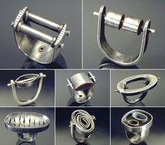 Rings by Talya Baharal