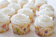 Lemon Cupcakes with Lemon Curd and Lemon Buttercream Frosting - 10