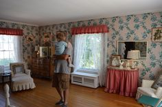 Little Homeschool Blessings: Historic House Malabar Farm