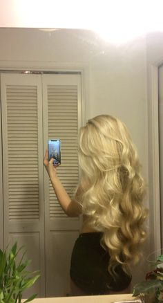 Beautiful Long Hair, Gorgeous Hair, Hair Inspo, Hair Inspiration, Dye My Hair, Aesthetic Hair, Pretty Hairstyles, Straight Hairstyles, Hair Goals