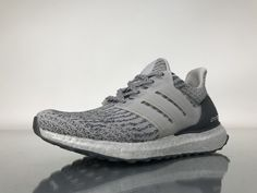 "4230f7fcec4 Adidas Ultra Boost 3.0 ""Silver"" Real Boost BA8143 Men Women Ladies Girls  Real Boost"