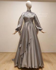 Hijab Evening Dress, Hijab Dress Party, Hijab Outfit, Evening Dresses, Muslim Girls, Muslim Women, Muslim Fashion, Hijab Fashion, Dress Vestidos