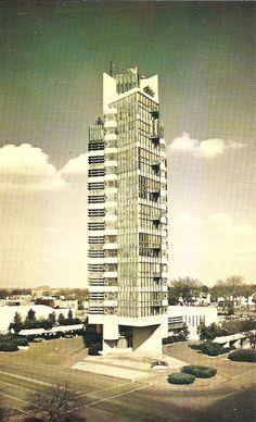 Frank Lloyd Wright's Price Tower, Bartlesville, Oklahoma