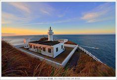 Bitou Cape Lighthouse. Yilan #Taiwan 鼻頭角燈塔