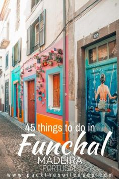 45 things to do in Funchal, Madeira | PACK THE SUITCASES