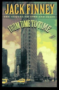 From Time to Time (Time, #2)  by Jack Finney