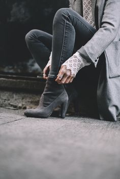 Home - Happily Grey Top Fashion Blogs, Love Fashion, Autumn Fashion, Fashion Bloggers, Ladies Fashion, Fashion Ideas, Fashion Inspiration, Winter Outfits For Work, Cool Outfits