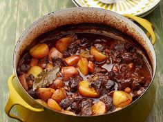 Get Beef Bourguignon Recipe from Food Network