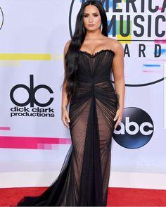 Demi Lovato at the AMAs