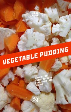Vegetable pudding | Soviet Cooking | Almost forgotten recipes