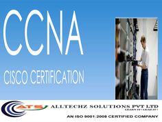 AllTechZ Solutions is one of the Best CCNA Exam Center and CCNA Training Institute in Chennai.