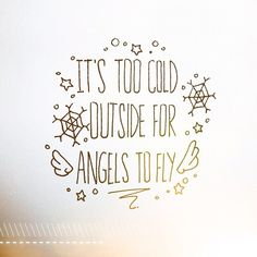 ~It's Too Cold Outside For Angels To Fly~ A Team by Ed Sheeran Made by @zwag on Instagram