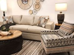 Laid back New Mexico style😎🧡 Living Room Goals, Living Room Decor, Sofa And Loveseat Set, Couch, New Mexico Style, Doorbuster Deals, Love Seat, Winter Fashion, Furniture