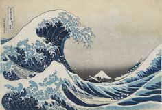 """Hokusai: old man, crazy to paint 