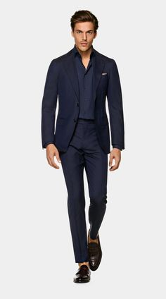 Smart Casual Men, Business Casual Men, Navy Overcoat, Suit Supply, Dress Shirt And Tie, Slim Fit Jackets, Lakme Fashion Week, Workout Shirts, Mens Suits