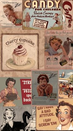 List of Cool Vintage Wallpaper for iPhone Today Vintage Wallpaper, Disney Wallpaper, Cool Wallpaper, Collage Background, Photo Wall Collage, Newspaper Background, Collage Walls, Aesthetic Collage, Aesthetic Vintage