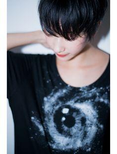 リッカ(RICCA)【RICCA】濡れ髪タイトショート