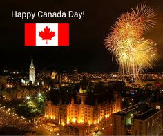 Happy Canada Day! How are you celebrating our nation's 148th Birthday? #CanadaDay