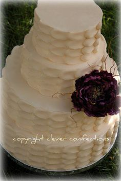 Puffy Buttercream by Clever Confections, via Flickr