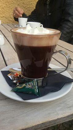Hot chocolate mmmm...