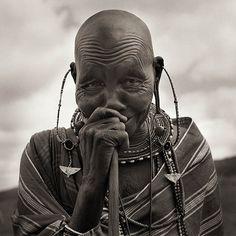 DANA | Masai Grandmother