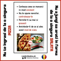 OARE CAT DE MULT INGRASA PIZZA? - PROJECT FIT Personal Trainer, Nutrition, Salads