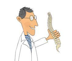 Hyvä ryhti ehkäisee selkäkipuja