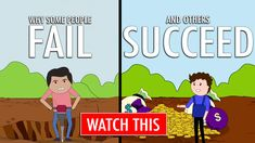 Why Some People Fail and Others Succeed - Dhar Mann Motivational Videos, Inspirational Videos, Some People, Never Give Up, Business Tips, Fails, Thankful, Family Guy, Success