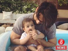 Shahid Kapoor's joy knows no bounds as baby Misha learns to clap. WATCH VIDEO