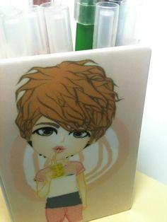 acrylic BOX (own Creation) | 7 member @ 17K IDR (per item) (convr: 2 USD)| created by +Ratna Har (Little Lumut)
