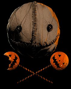 You knew that Fright-Rags couldn't let Halloween come and go without releasing something special for the holiday. They have announced a Trick 'r Treat Trick R Treat Movie, Sam Trick R Treat, Halloween Horror, Halloween Art, Horror Art, Horror Movies, Horror Shirts, Horror Pictures, Horror Pics