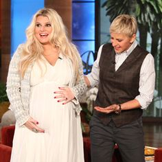 Jessica Simpson's Funniest Quotes About Pregnancy -too funny!
