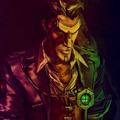 handsome jack rhys - Google Search