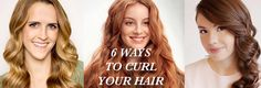 Alyce Paris News, Celebrity Fashion, Prom News, Humor, Videos 6 Ways to curl your hair for homecoming
