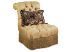 Tufted Slipper Chair, Schnadig, Degas  Available at homegallerystores.com