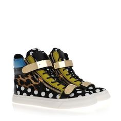 Sneakers - Sneakers Giuseppe Zanotti Design Men on Giuseppe Zanotti Design Online Store @@Melissa Nation@@ - Spring-Summer collection for men and women. Worldwide delivery.| RDM450 001