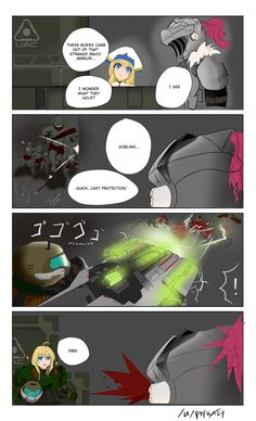 Goblin, Gamer Humor, Gaming Memes, Slayer Meme, Doom Game, Demon Hunter, Video Game Characters, Anime Meme, All Anime