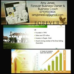 Do you want to own your own absolutely amazing business?  Sick of your boring tied in job and hate your boss?  Then I have the most amazing business for you! Work for home & all you need is a good networking market & Wifi!!   No experience needed because full training will be given!  You will never look back just like I haven't & I couldn't be happier, I am growing my business within the global fanatically stable world of forever!   Sign up before Sunday 31st May & I will personally buy you…