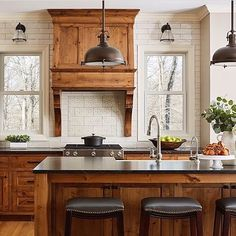 + 30 The Number One Article On Natural Wood Kitchen Cabinets Farmhouse 68 Diy Kitchen Storage, Kitchen Redo, Kitchen And Bath, New Kitchen, Kitchen Dining, Updated Kitchen, Kitchen Backsplash, Texas Kitchen, Backsplash Ideas