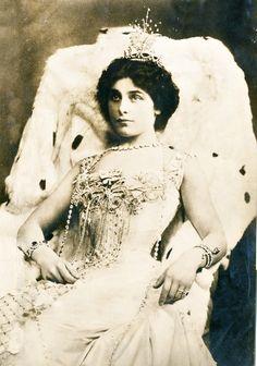Opera singer Geraldine Farrar