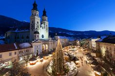 Il #Mercatino di #Natale di #Bressanone in #TrentinoAltoAdige