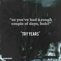 Try Years☹