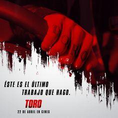 """Toro con Mario Casas y Luis Tosar: """"Éste es el último trabajo que hago"""""""