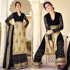 Party Wear Salwar Suit Shop Online in USA🇱🇷📲 www.pinkphulkari.com Suit Shop, Salwar Suits, Party Wear, Usa, How To Wear, Shopping, Party Clothes, Party Outfits, Holiday Party Dresses
